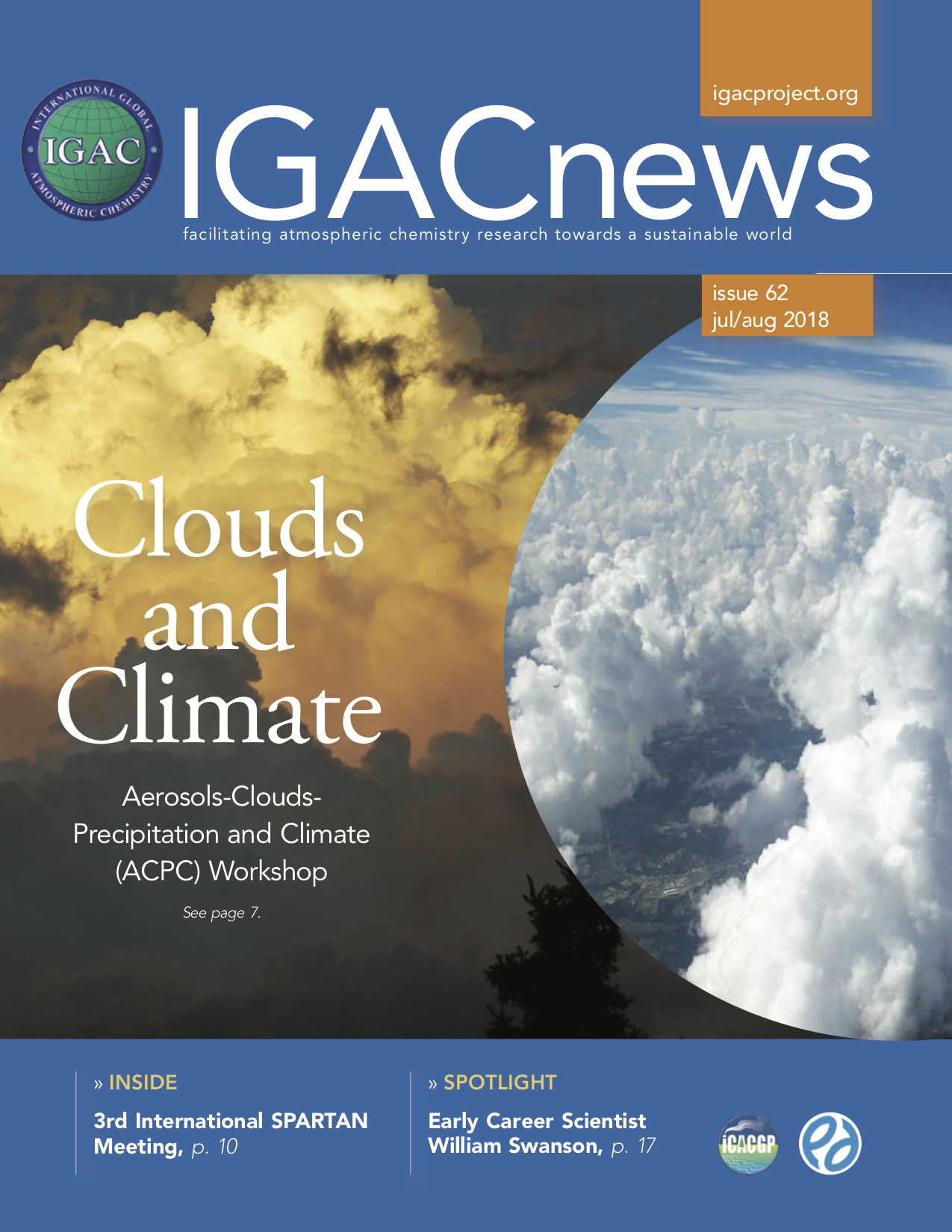 IGACnews Cover