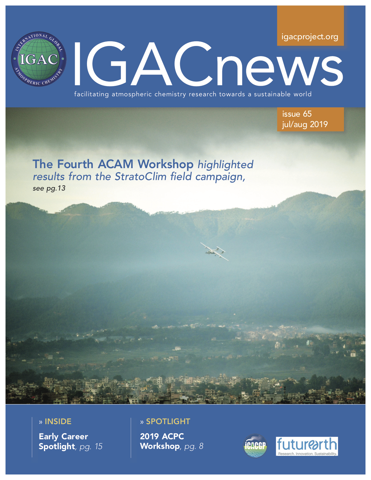 IGACnews Issue 65 Jul/Aug 2019
