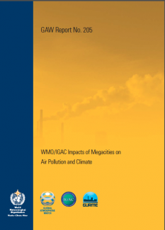 Cover of GAW Report