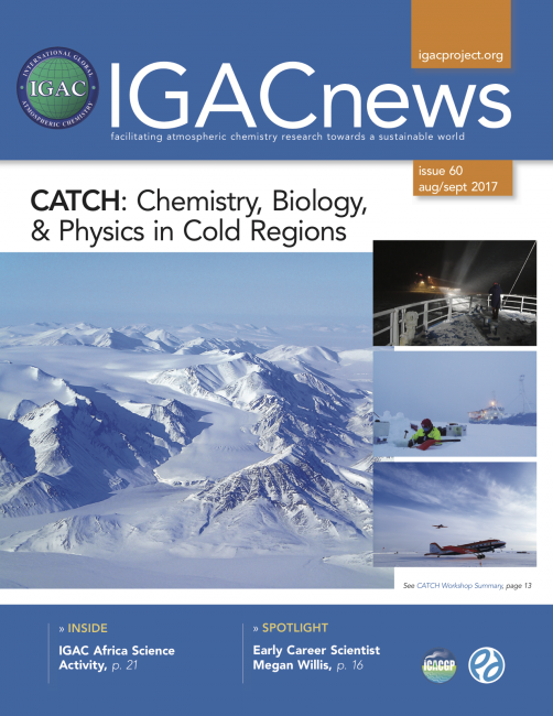 IGACnews Issue 60 Aug/Sep 2017