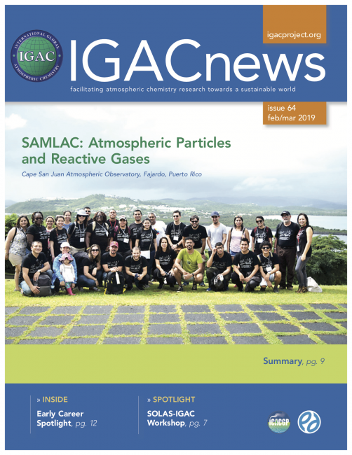IGACnews cover image